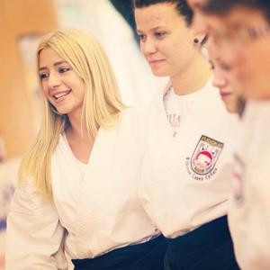 Ena Dizdarević - apsolventica mašinstva i reprezentativac BiH u karateu